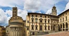 Arezzo - Der Osten
