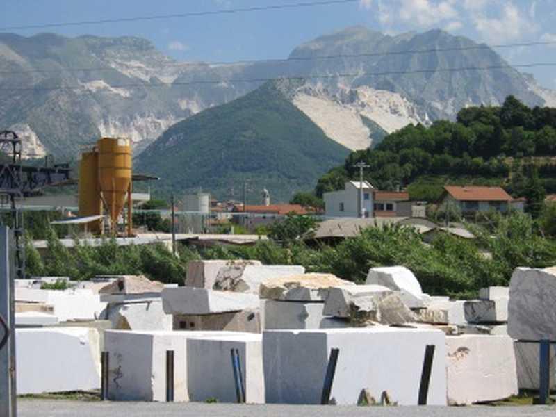 Carrara-Marmor