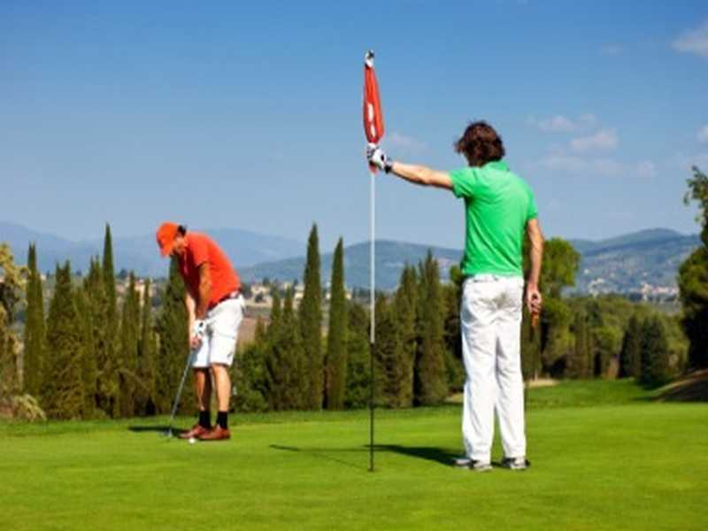 Golf in der Toskana