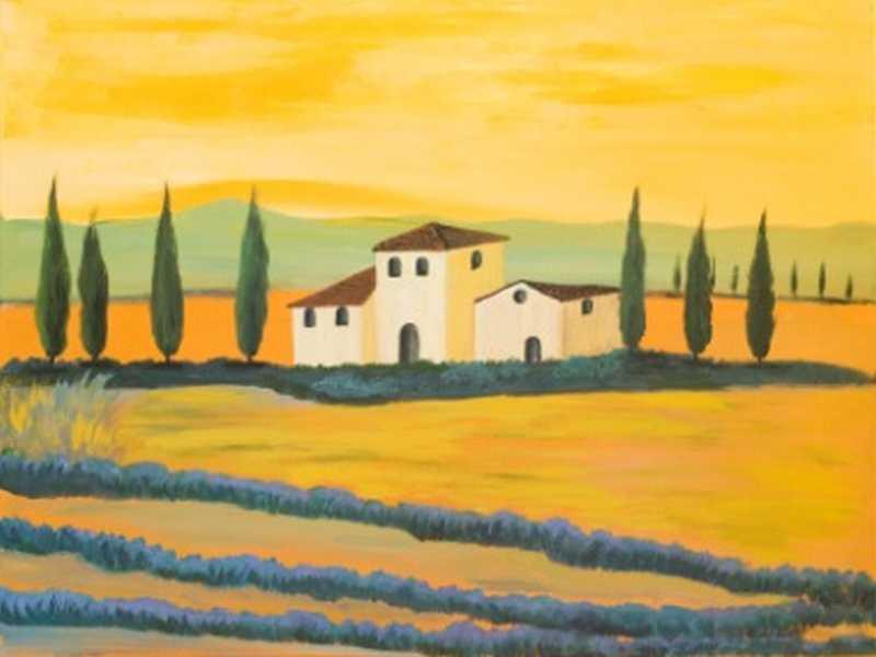 Kunst in der Toskana