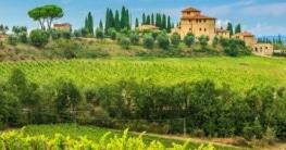 Unterwegs in der Toskana