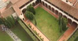 Gästehäuser der Kloster in der Toskana
