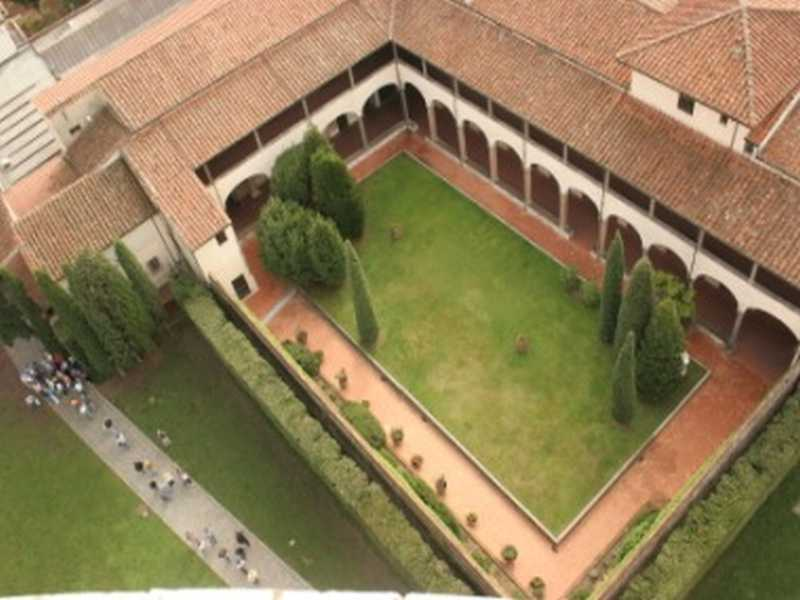 Kloster in der Toskana