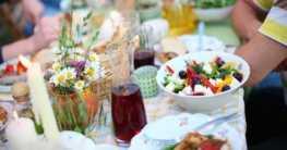 Essen in der Toskana