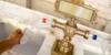 Bad in der Toskana